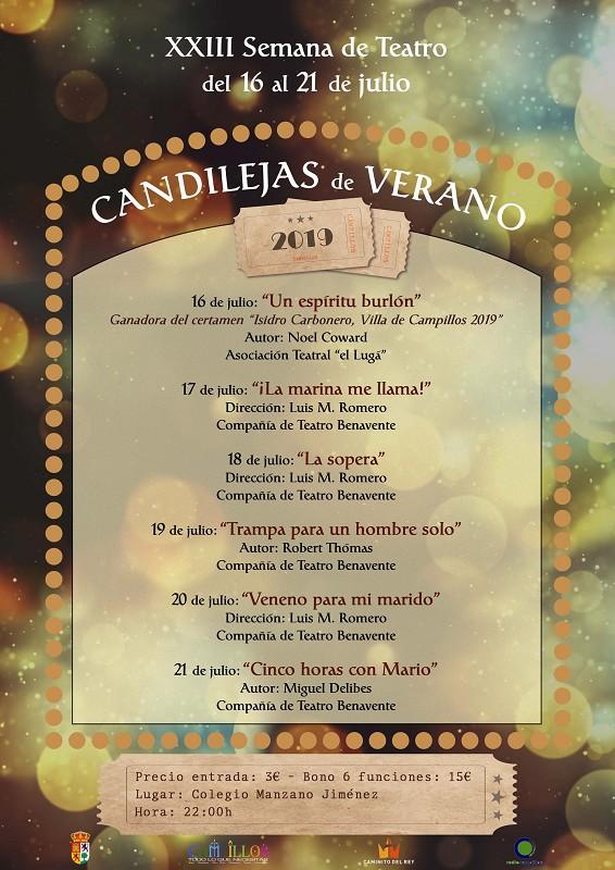 CANDILEJAS DE VERANO